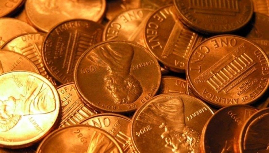 Saving pennies adds up.