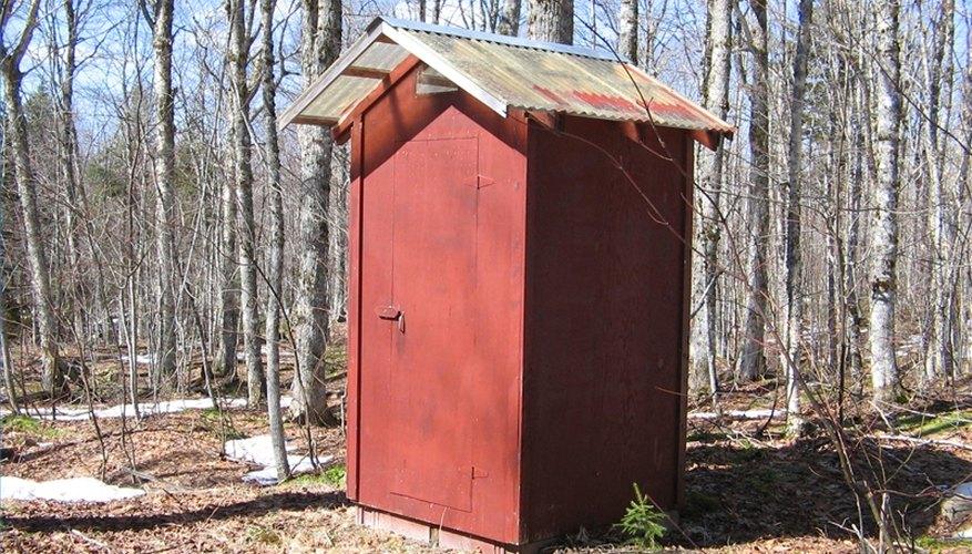 Nova Scotian Outhouse