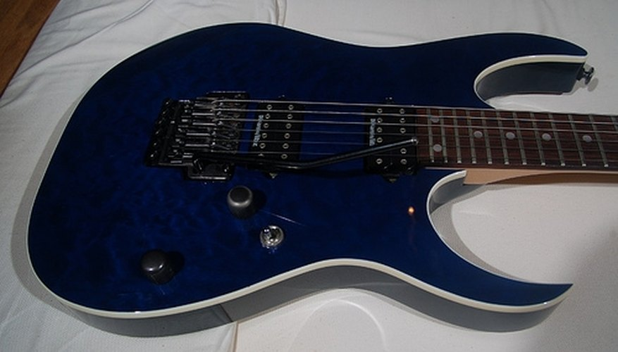 Ibanez guitars are primarily Super Strats targeted at rock and metal guitarists.