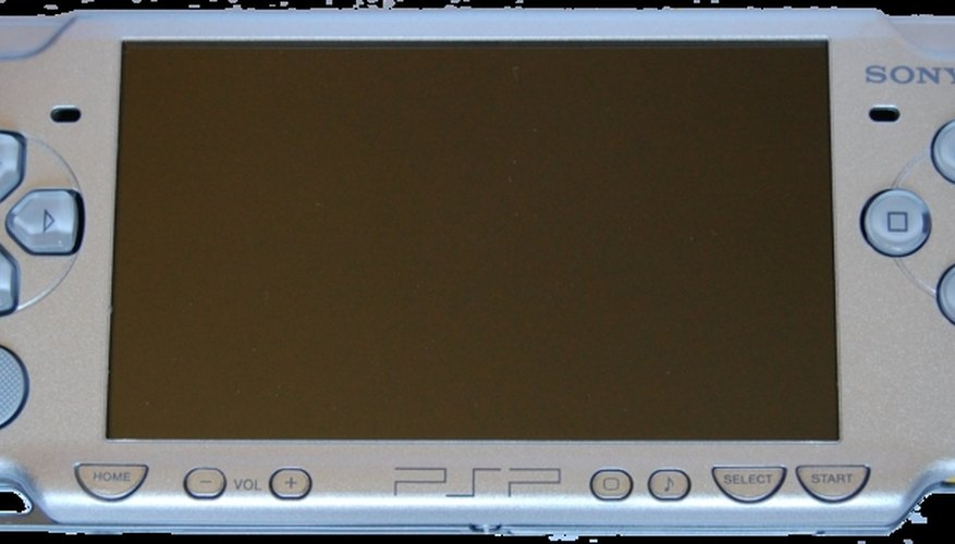 Gamers can Connect a PSP to a Laptop.