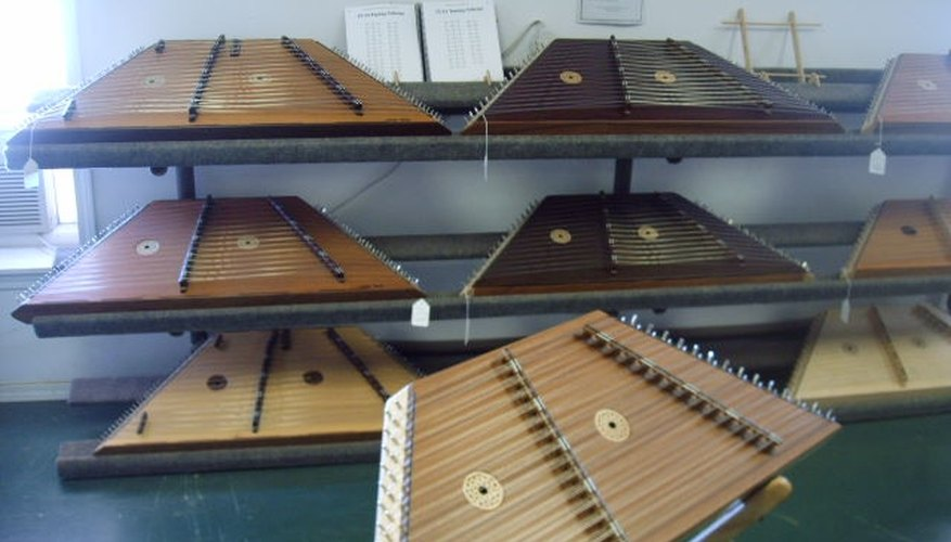 Types of Dulcimers
