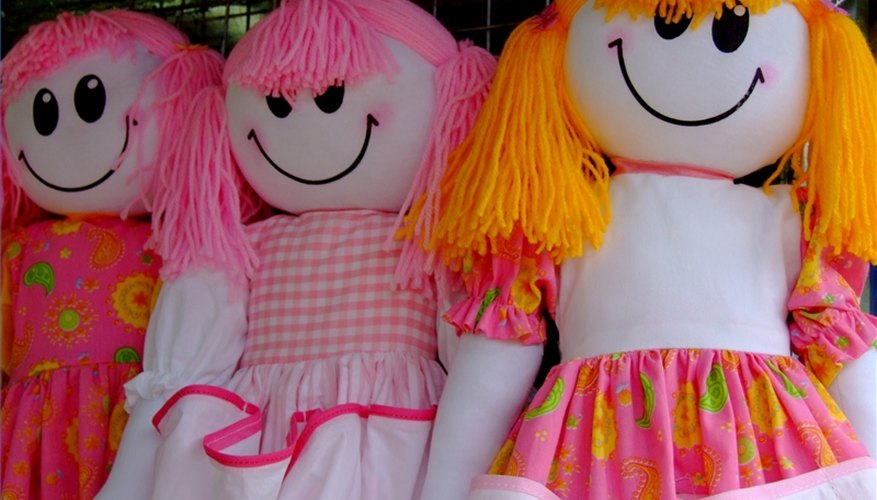 The History of Rag Dolls