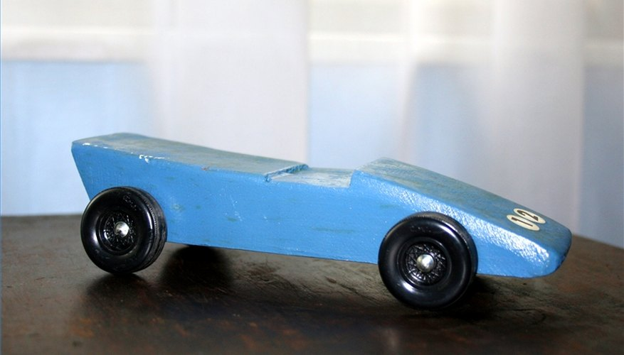 Royal Rangers Pinewood Derby Rules