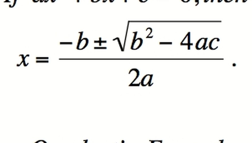 how is the factoring of polynomials used in everyday life sciencing