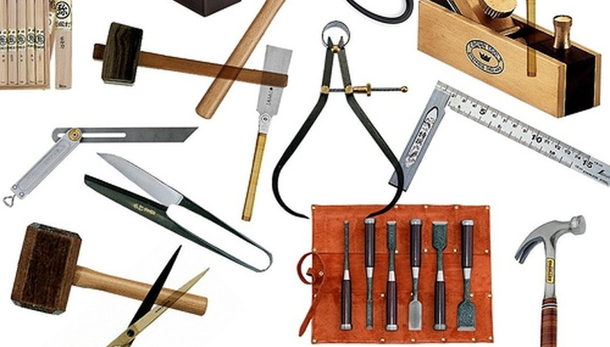 Filling the toolbox is up to your contractors.