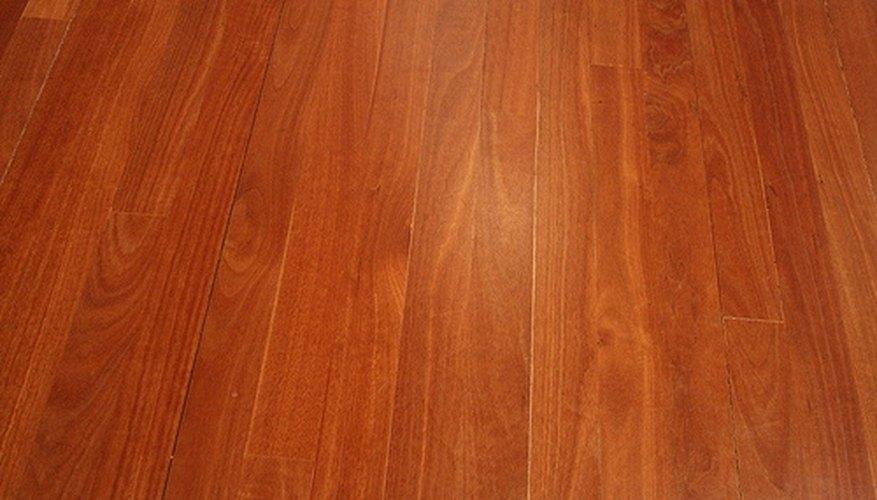 Wood Floor Photo