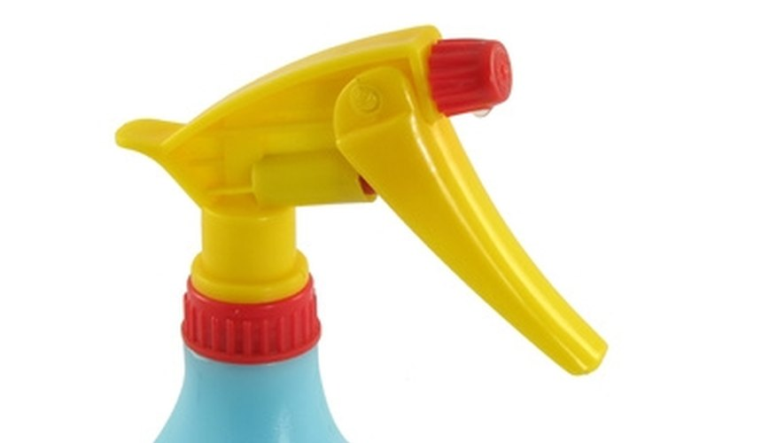 Sprays and vacuums work as mold and mildew cleaners.