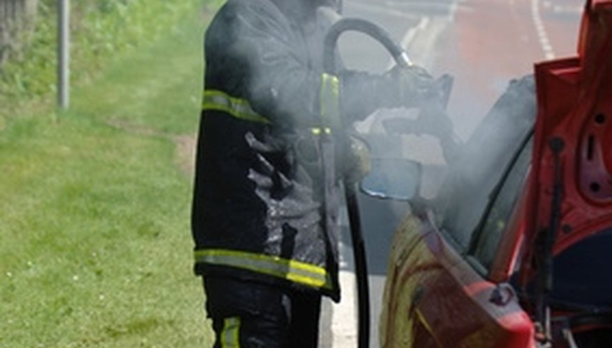 Communicating with firemen can save a life.