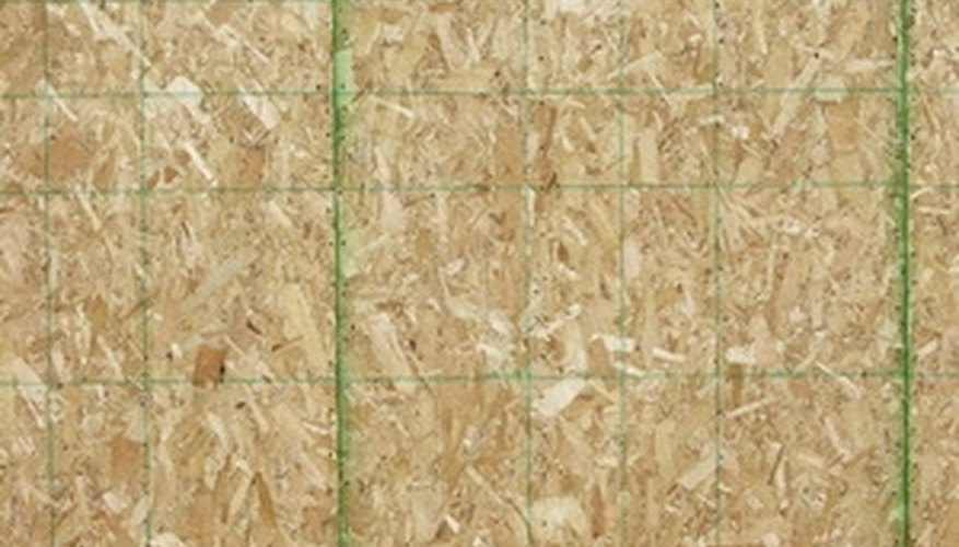 Plywood or concrete sub-floors should be in good condition.