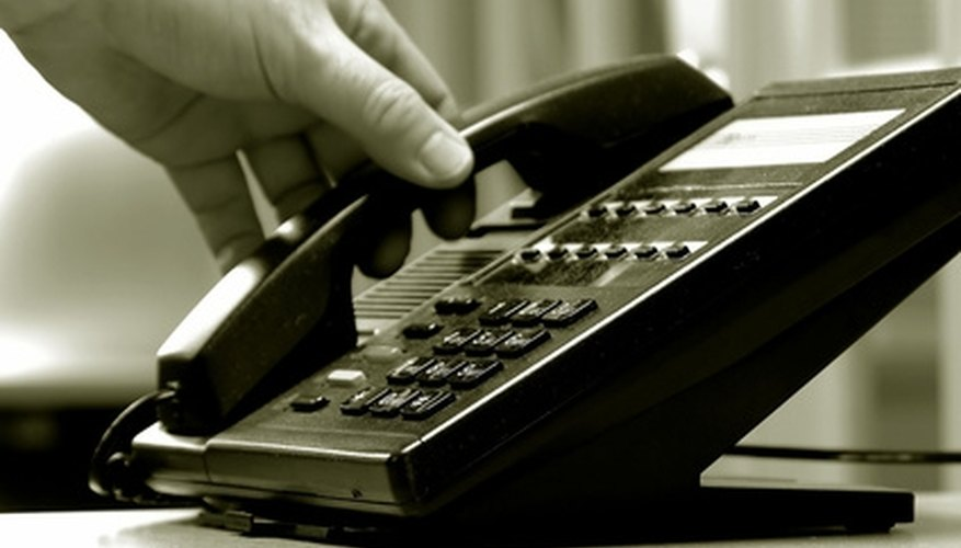 Land-line phones improved with advanced features like memory dialing.