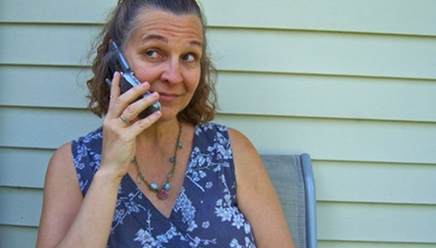 More than 80 percent of Americans own cell phones.