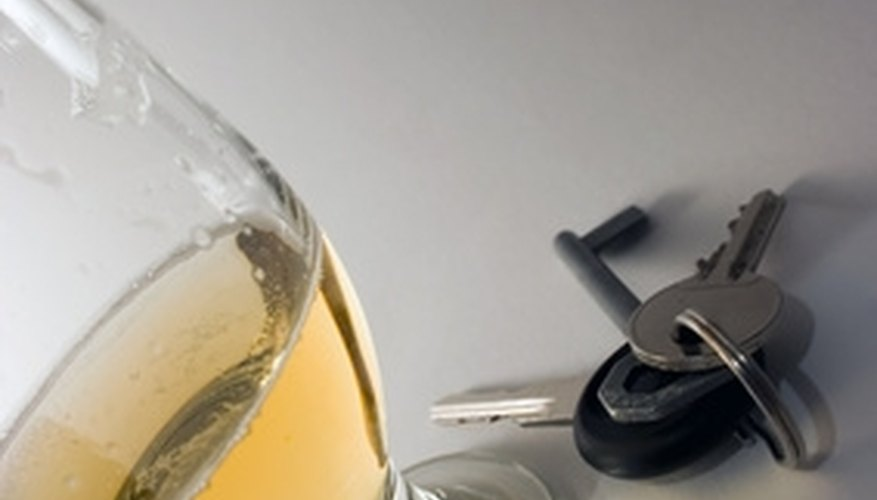 Alcohol probation is usually for those found guilty of drunken-driving offenses.