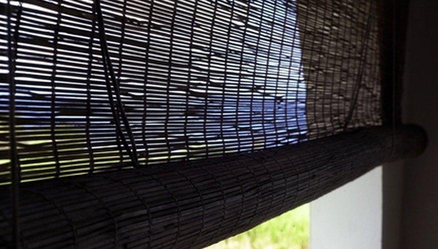 Window shades insulation