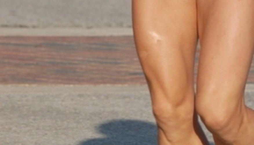 Leg raises build great quadriceps.