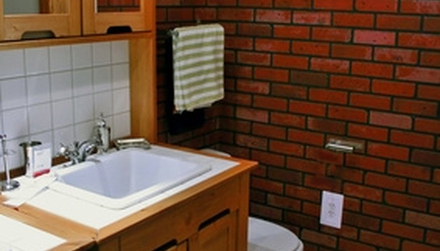 Double sinks can provide added flexibility and ease of use in any bathroom.