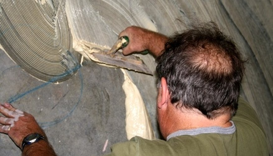 Cornerstones give you a point of reference for fitting the other stones into place.