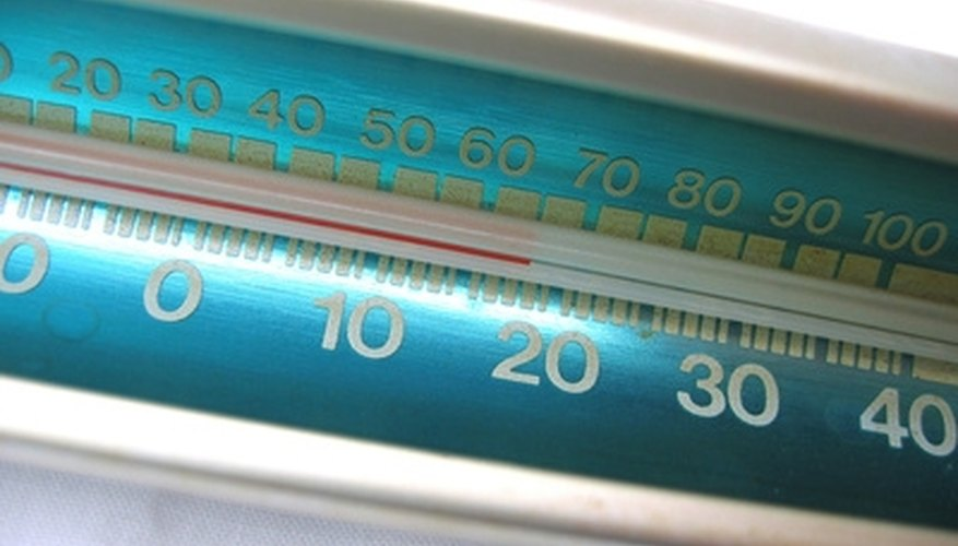 Thermostats maintain accurate room temperature.