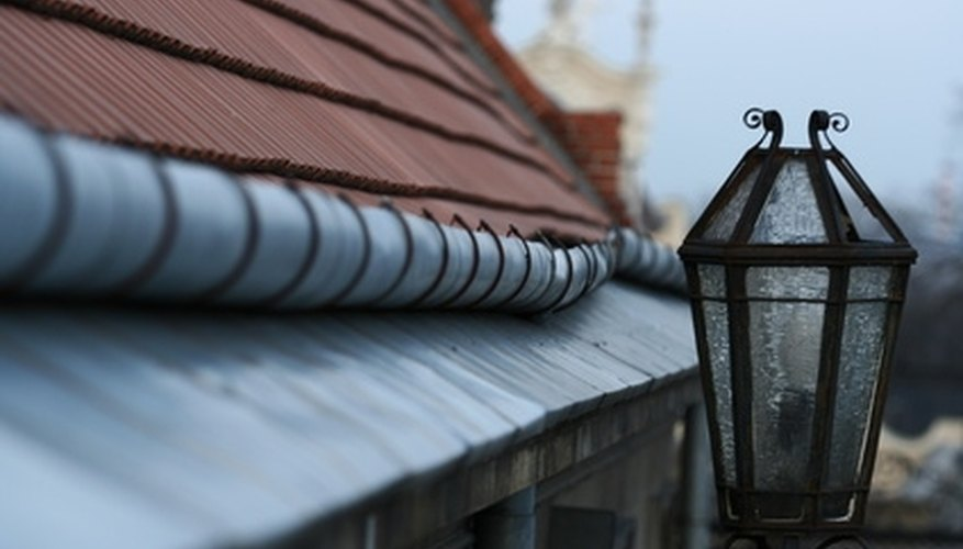 Paint your gutters and drain pipes with anti-climb paint.