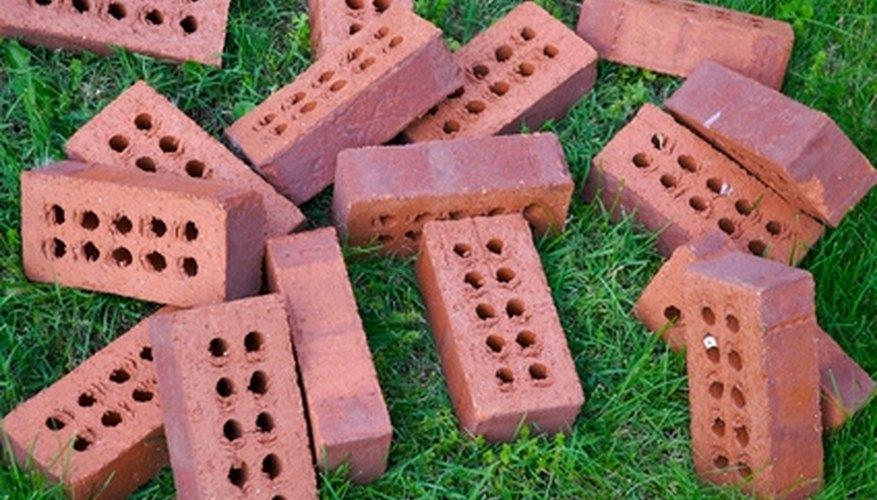 Use bricks to adjust table height.