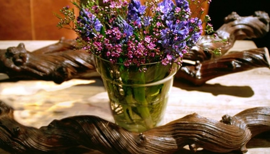 Flowers on the table have been in style for centuries.