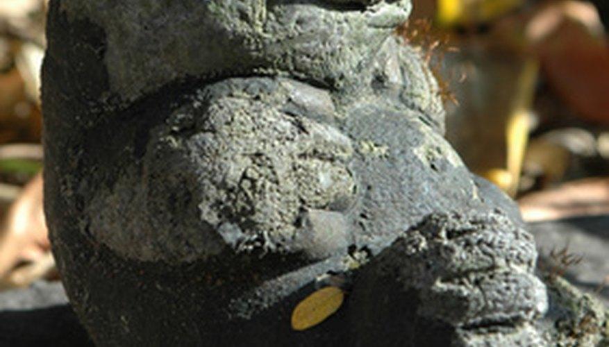 Make a mole doll for Mole day!