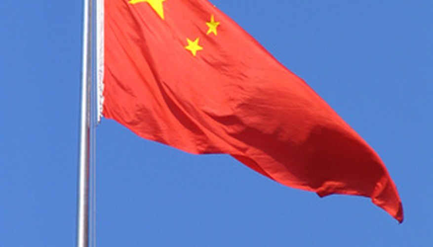Flag of (Mainland) China