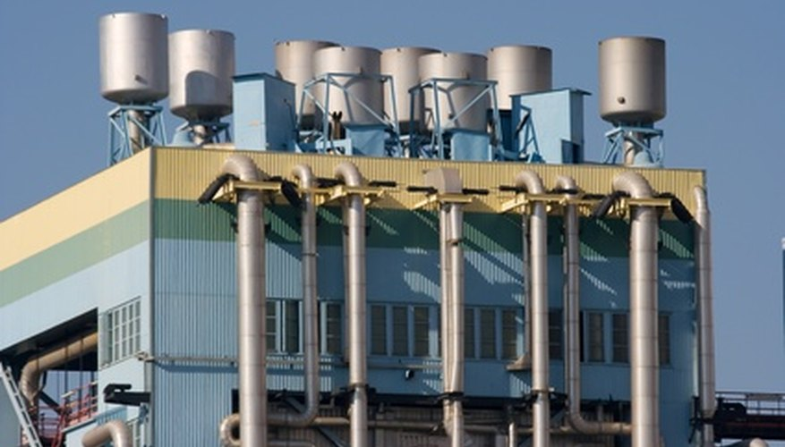 Water-cooling systems are a huge potential water conservation area in industry.