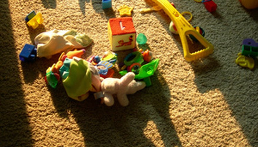 State regulations may outline toy requirements.