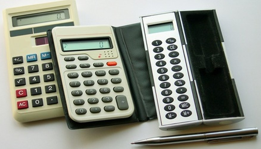 Calculating applied overhead