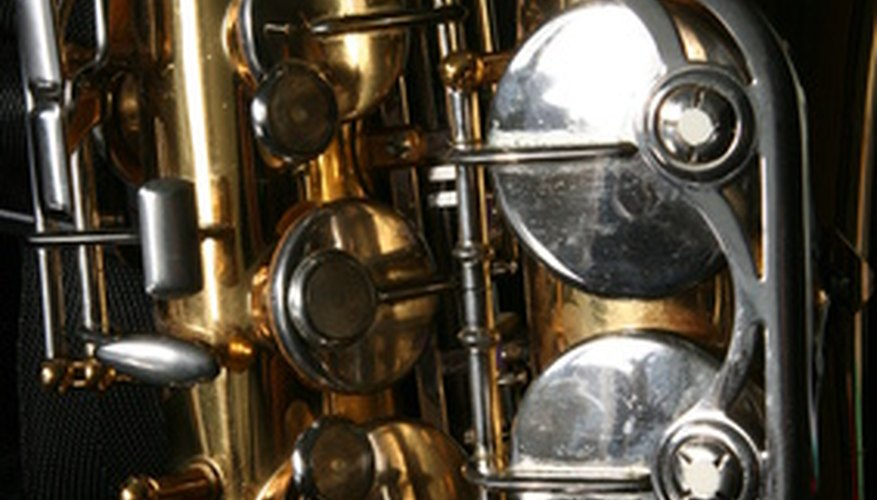 The first step to identifying a saxophone is locating its serial number.