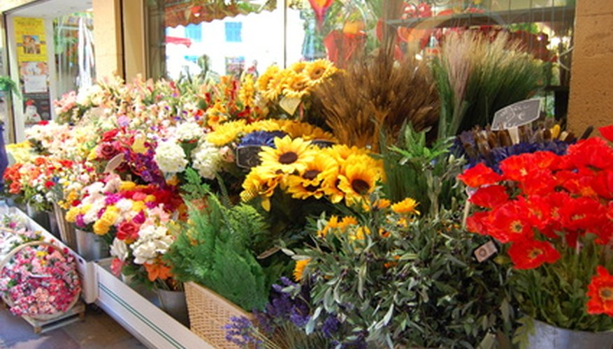 With more than 20,000 florists nationwide, it is important to market your business to reach customers.