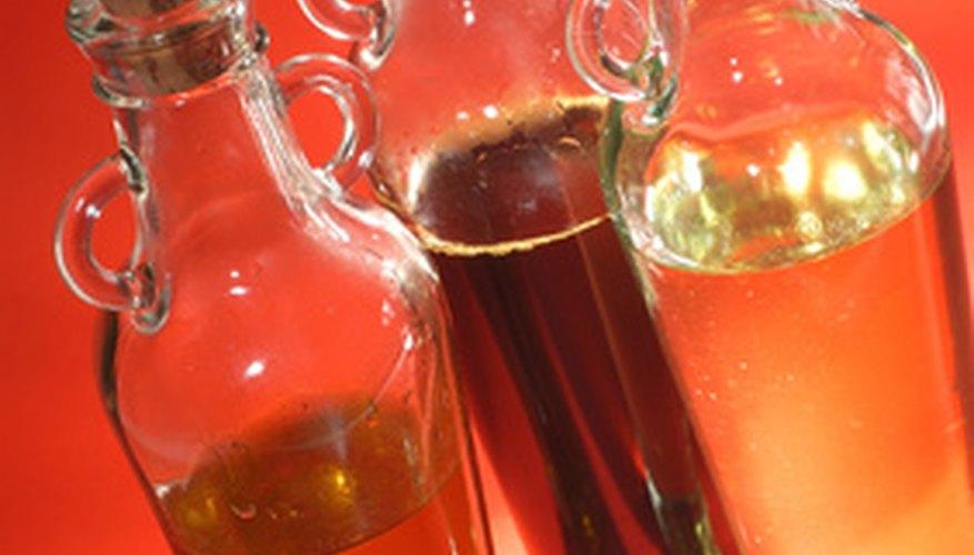 Oils are types of lipids.