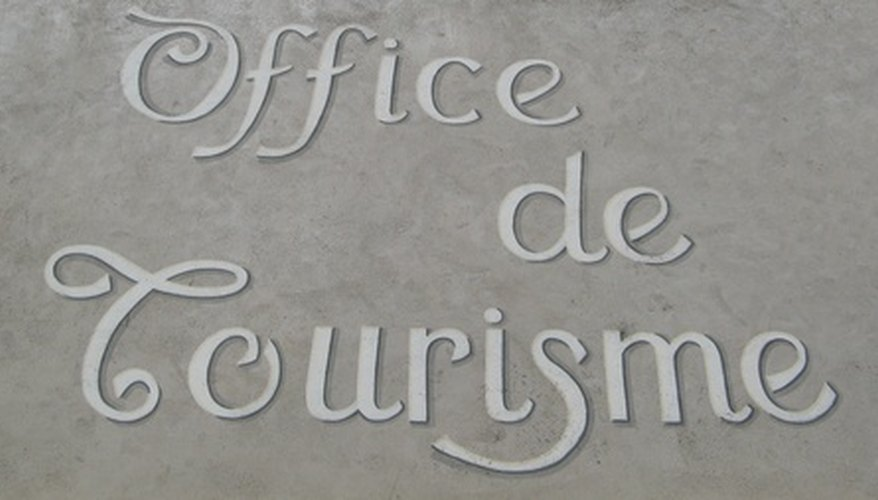Tourism generates revenue for cities, states, provinces, regions and countries.