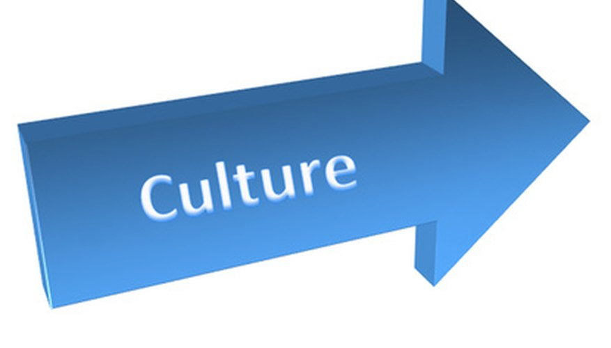 The organizational culture often reflects the values of the company founders.