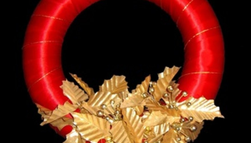 These is an active market for holiday wreaths online.