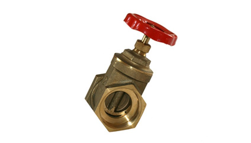 A brass faucet will withstand years of sustained use.