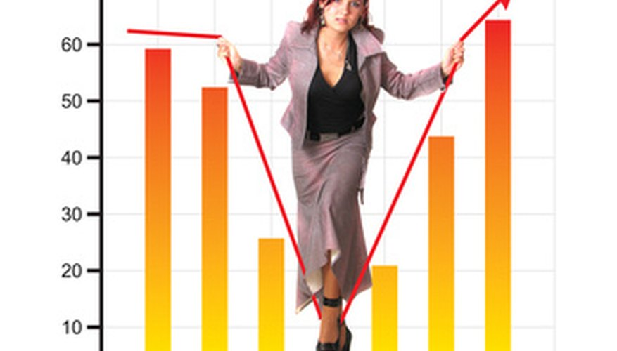 Identifying the ups and downs of trends is part of market research.