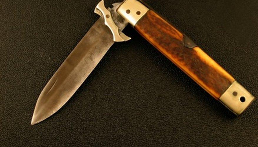 Antique Pocket Knife