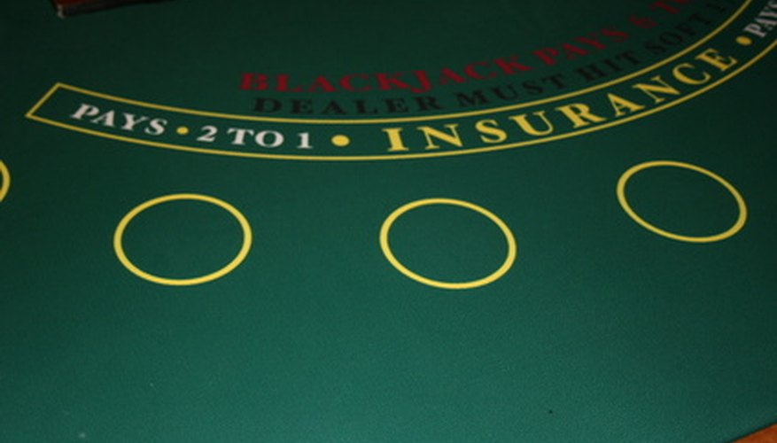 Casinos have been dealing blackjack for many years.