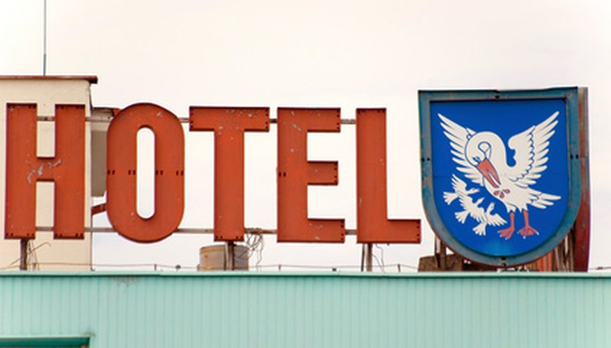 Hotel accounting procedures helps firms report accurate financial statements.