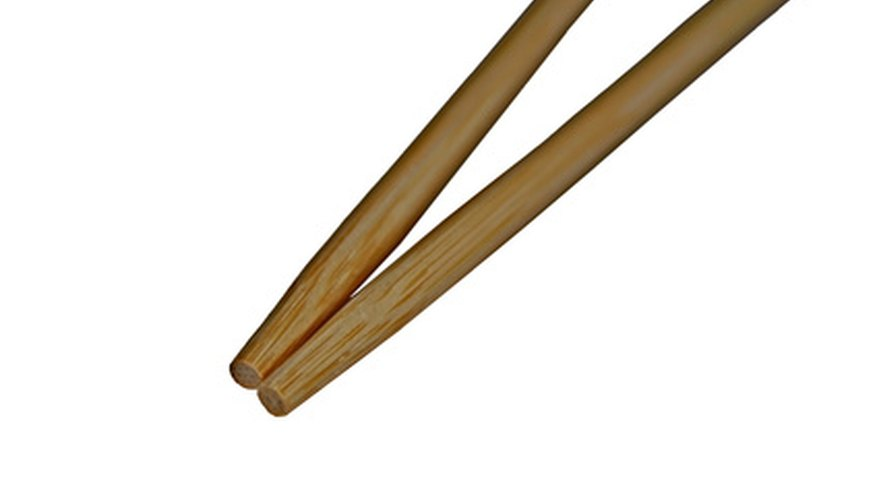 Dowel rods or bamboo skewers work well to stuff arms and legs.