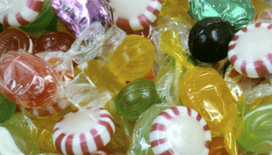 Choose individually wrapped candies to fill your pinata.