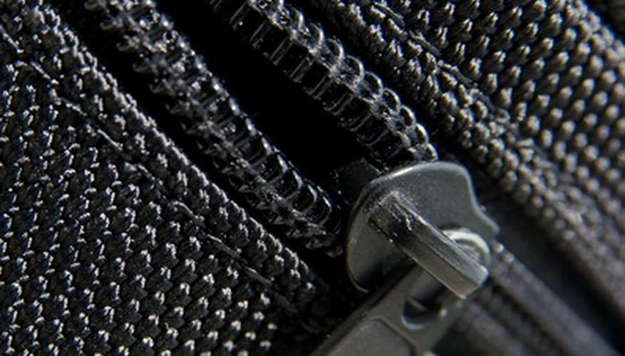 Repair your zipper pull using items found in your home.