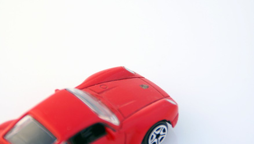 How To Make A Toy Car Move Using Newton's 3rd Law Of