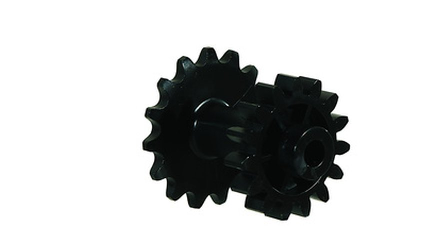 Gearboxes move energy between two shafts.