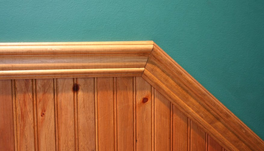 Cut the perfect compound miter to install your molding accurately.
