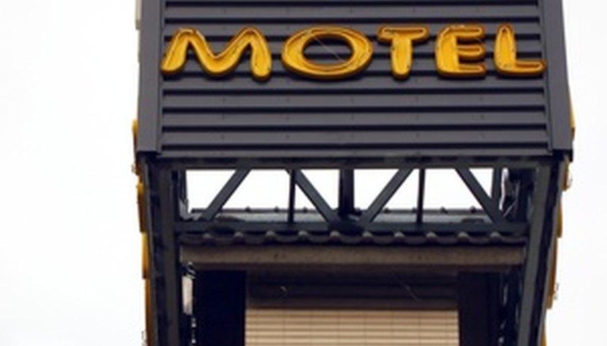 Build a cheap motel, not a roach motel.