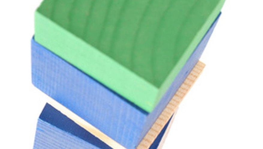 Balsa Blocks For Building