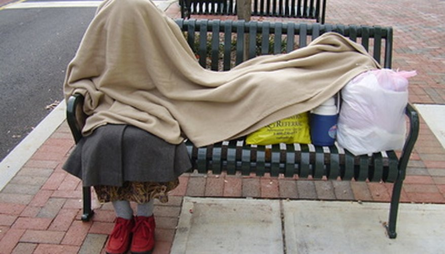 There are a number of homeless shelters in the Stockton area.