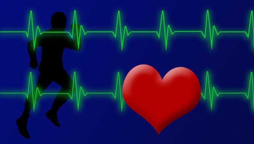 An EKG is an important heart test.